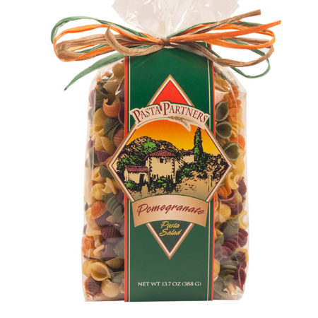 Pasta Partners Pomegranate Pasta Salad, Plentiful Pantry, Pasta Partners, Chidester Farms, Z'Pasta, Gourmet Food Group, Intermountain Specialty Food Group
