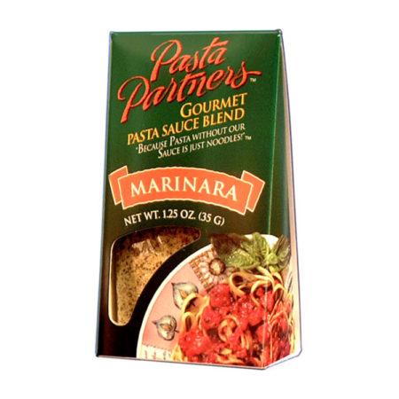 Pasta Partners Marinara Sauce, Plentiful Pantry, Pasta Partners, Chidester Farms, Z'Pasta, Gourmet Food Group, Intermountain Specialty Food Group