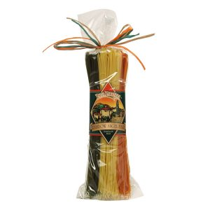 Pasta Partners Rainbow Angel Hair Pasta, Plentiful Pantry, Pasta Partners, Chidester Farms, Z'Pasta, Gourmet Food Group, Intermountain Specialty Food Group