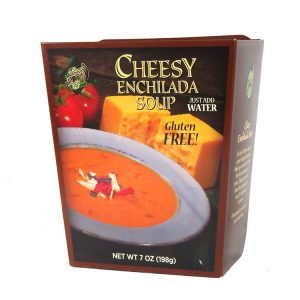 Plentiful Pantry Cheesy Enchilada Soup, Plentiful Pantry, Pasta Partners, Chidester Farms, Z'Pasta, Gourmet Food Group, Intermountain Specialty Food Group