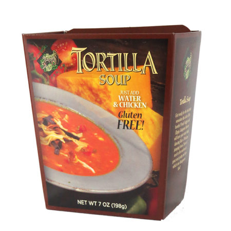 Plentiful Pantry Tortilla Soup, Plentiful Pantry, Pasta Partners, Chidester Farms, Z'Pasta, Gourmet Food Group, Intermountain Specialty Food Group