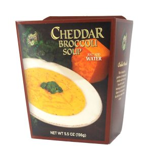 Plentiful Pantry Cheddar Broccoli Soup, Plentiful Pantry, Pasta Partners, Chidester Farms, Z'Pasta, Gourmet Food Group, Intermountain Specialty Food Group