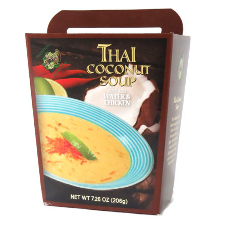 Plentiful Pantry Thai Coconut Soup, Plentiful Pantry, Pasta Partners, Chidester Farms, Z'Pasta, Gourmet Food Group, Intermountain Specialty Food Group
