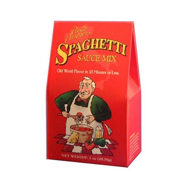 Pasta Partners Spaghetti Sauce, Plentiful Pantry, Pasta Partners, Chidester Farms, Z'Pasta, Gourmet Food Group, Intermountain Specialty Food Group