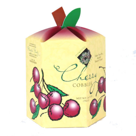 Plentiful Pantry Cherry Cobbler, Plentiful Pantry, Pasta Partners, Chidester Farms, Z'Pasta, Gourmet Food Group, Intermountain Specialty Food Group